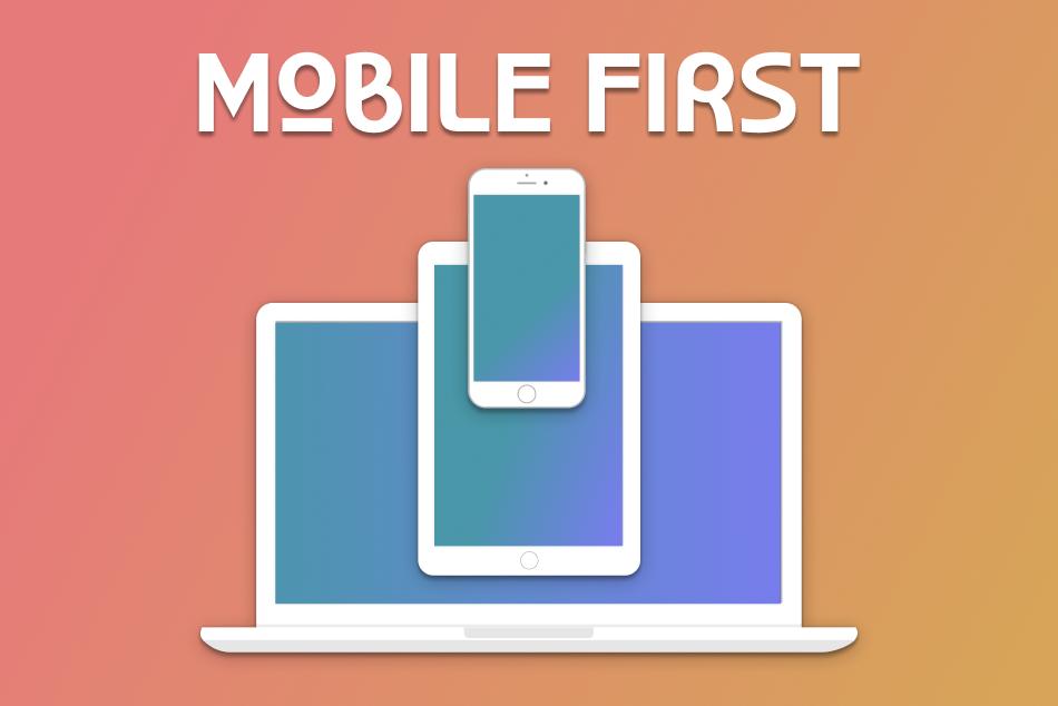 Mobile first: el comportamiento del usuario como prioridad