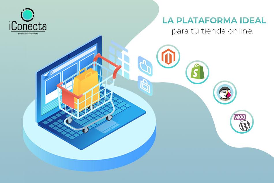 ¿Qué plataforma elegir para tu tienda online?
