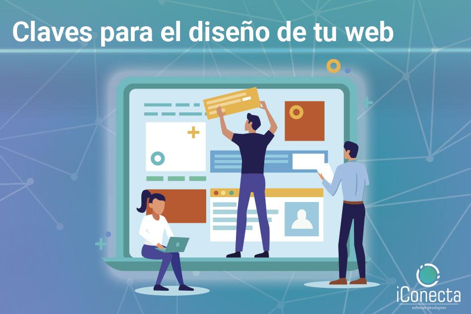 CLAVES PARA UN BUEN DISEÑO WEB