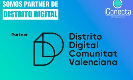 Somos Partner de Distrito Digital.