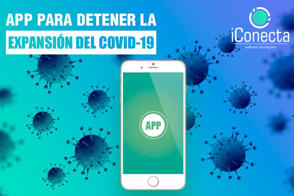 Como ayudan las Apps a detener la expansión del Covid-19